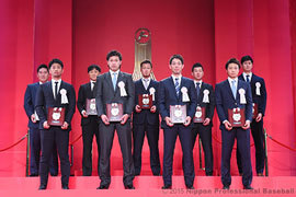 NPB AWARDS 2015�A
