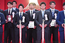 NPB AWARDS 2015�B