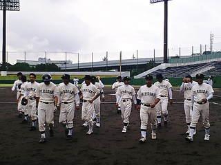 マスターズ甲子園県予選2011国泰寺戦