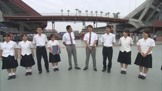 20150712ぐるぐるスクール広島テレビ9