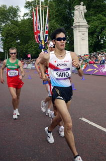 109期西塔拓巳選手ロンドンオリンピック1